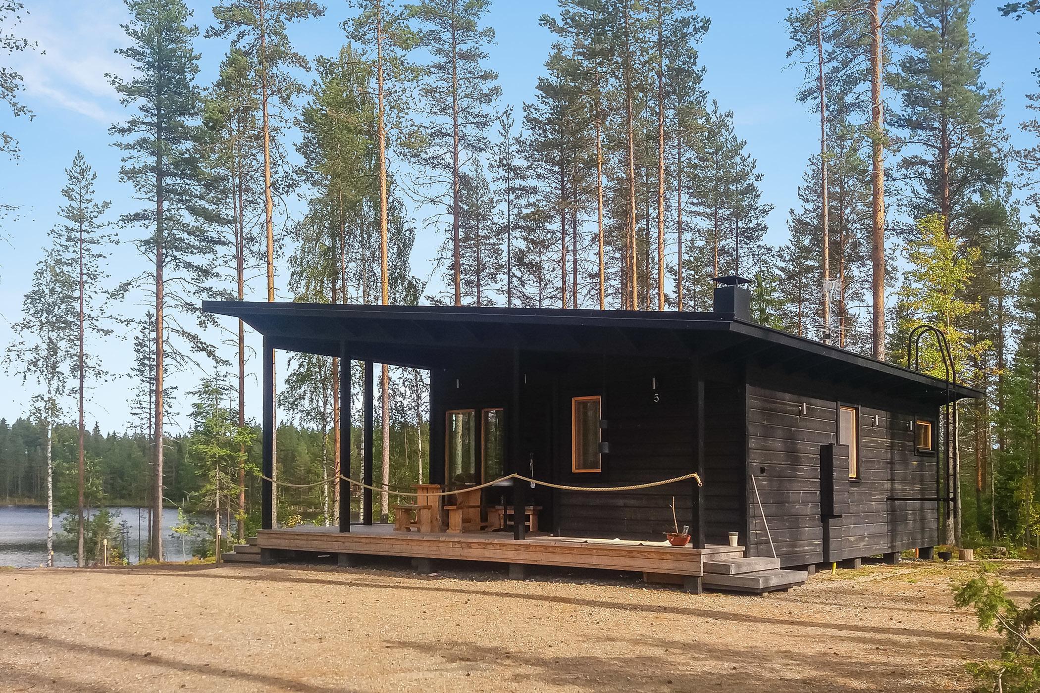 Myydään Mökki Pohjois-Karjala